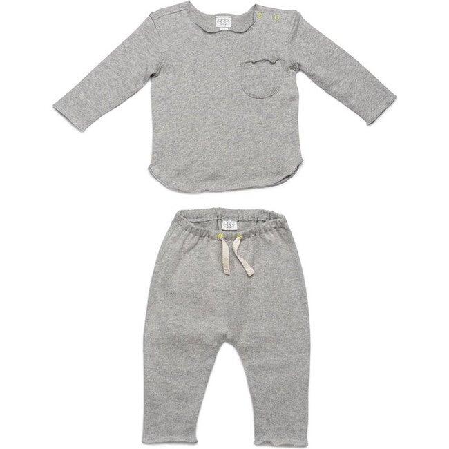 Bobbi Set, Grey - Mixed Apparel Set - 1