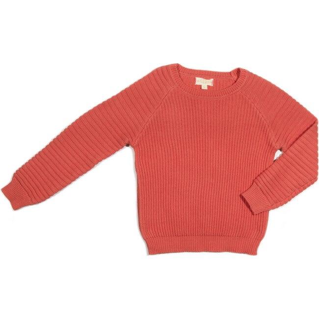 Marin Sweater, Coral