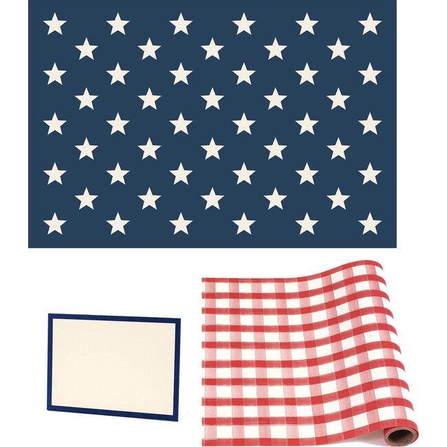 Red, White, & Blue Tablescape Bundle