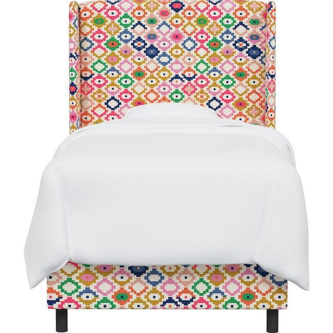 Quinn Wingback Bed, Catalina Multi