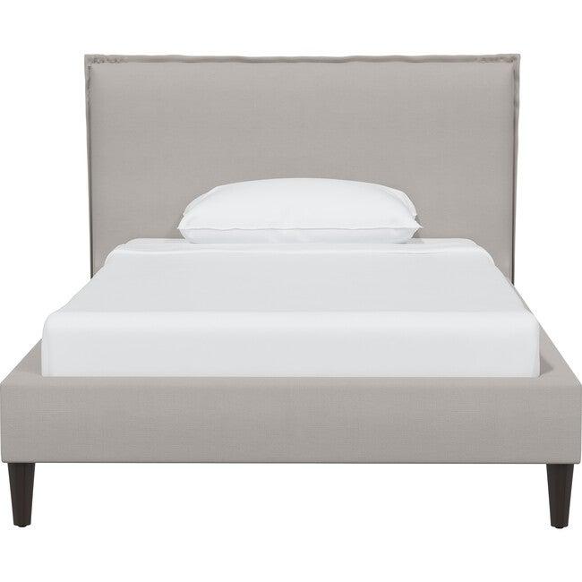 Haven Platform Bed, Putty Linen