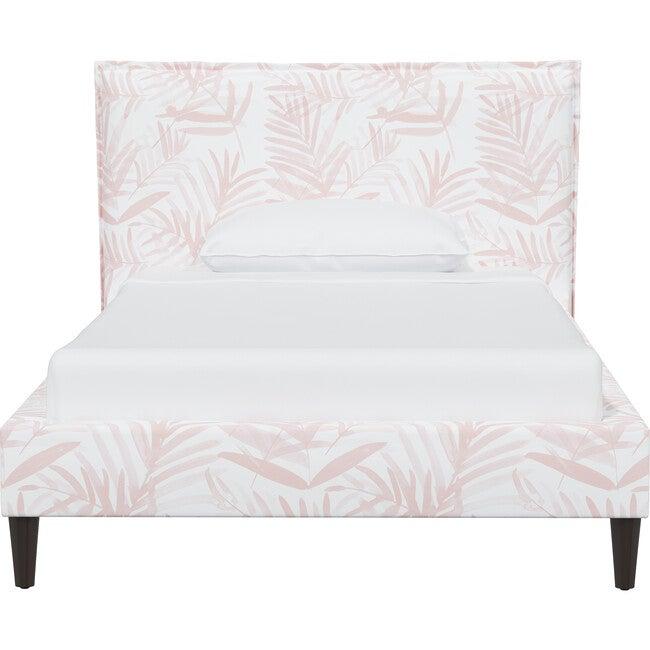 Haven Platform Bed, Cali Palm Blush