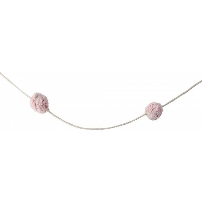 Candy Necklace Garland, Pink