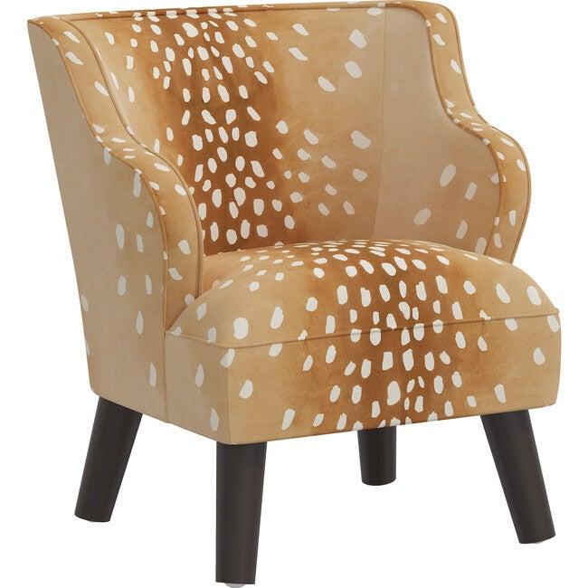 Felix Kids' Chair, Fawn