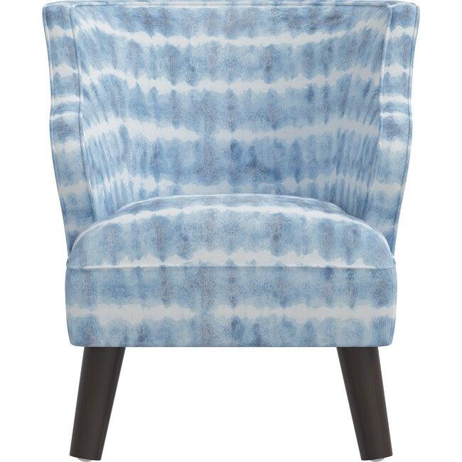 Felix Kids' Chair, Shibori Blue