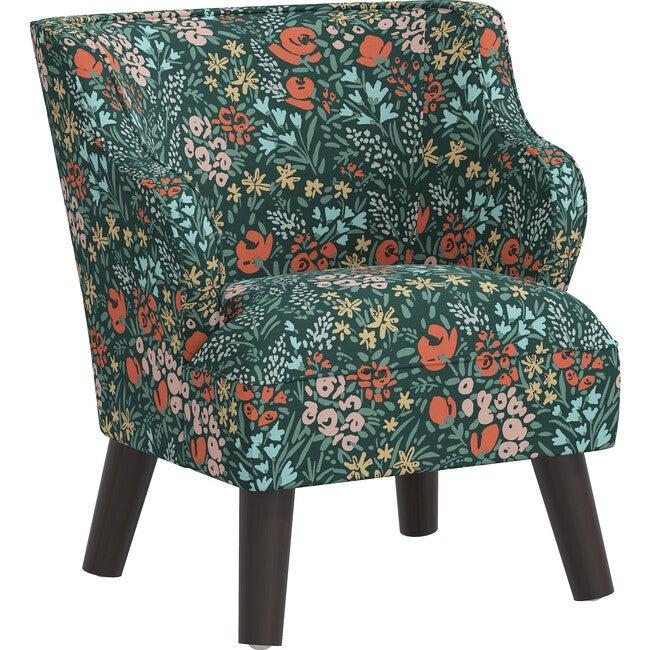 Felix Kids' Chair, Camelia Multi