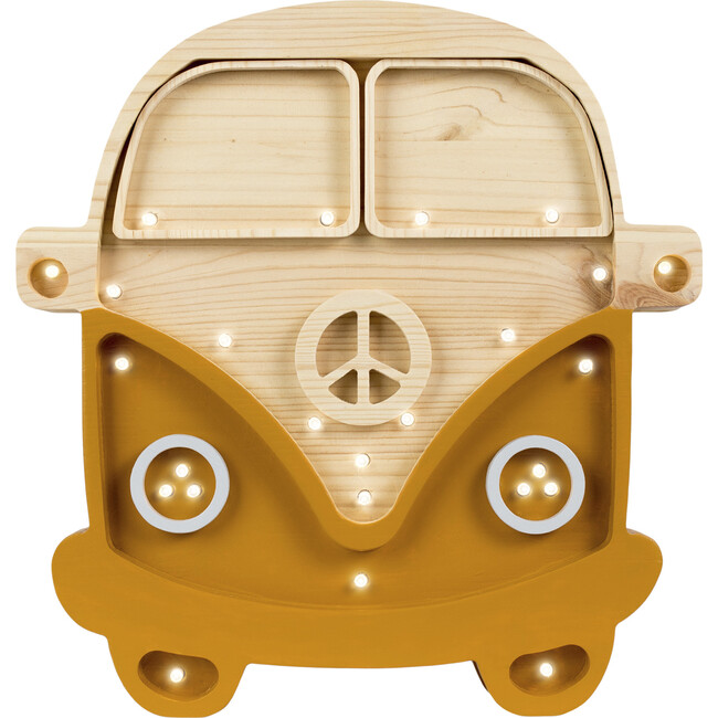 Van Lamp, Mustard - Lighting - 1