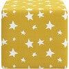 Frankie Ottoman, Yellow Stars - Ottomans - 1 - thumbnail