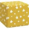 Frankie Ottoman, Yellow Stars - Ottomans - 2
