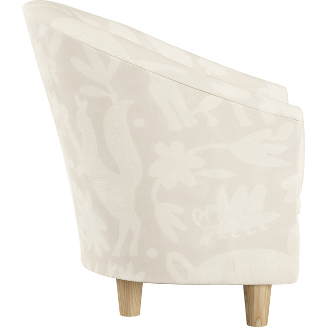 Riley Kids' Chair, Cotton Pinata