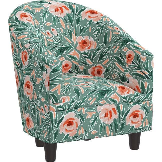 Riley Kids' Chair, Lucha Rose