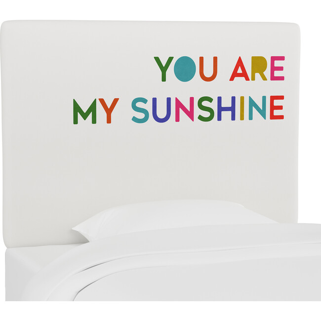 Isla Headboard, You Are My Sunshine