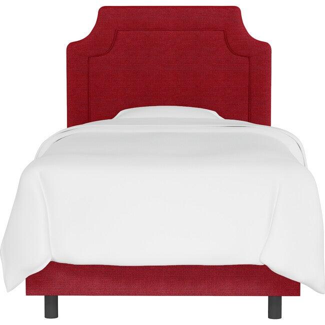 Emerson Bed, Cherry Pie Linen - Beds - 1