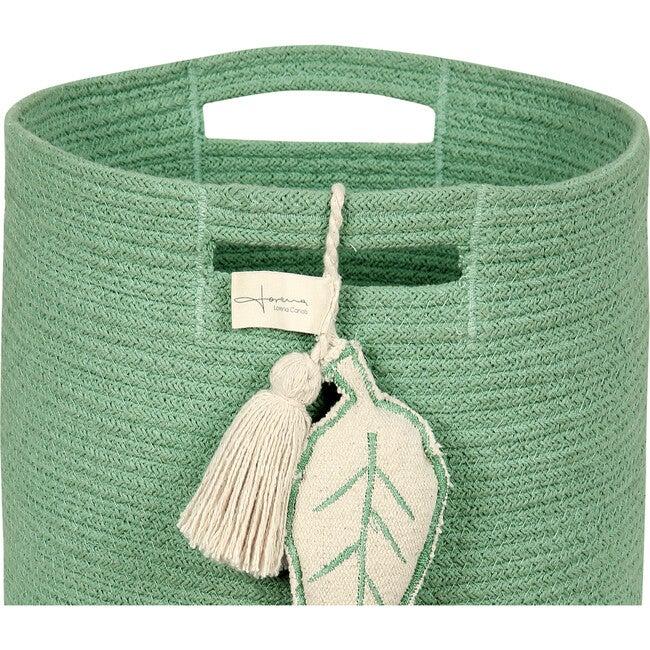 Leaf Basket, Green