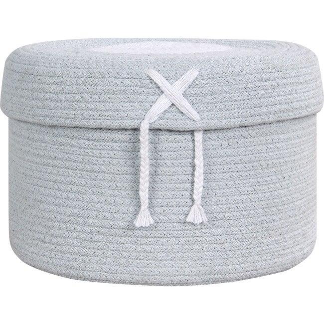 Candy Basket Box, Light Blue