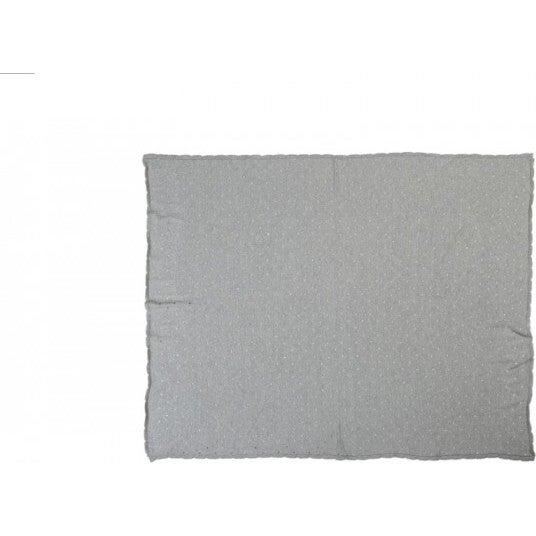 Baby Blanket, Grey