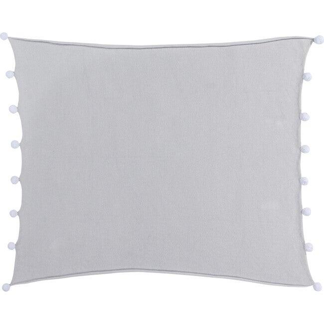 Bubbly Baby Blanket, Light Grey