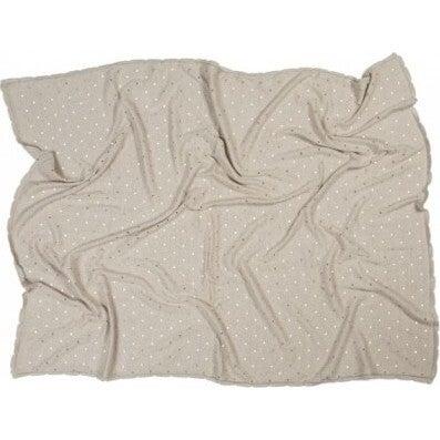 Baby Blanket, Dune White
