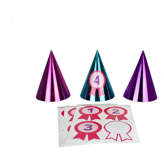 Gymnastics Party Hats - Decorations - 1