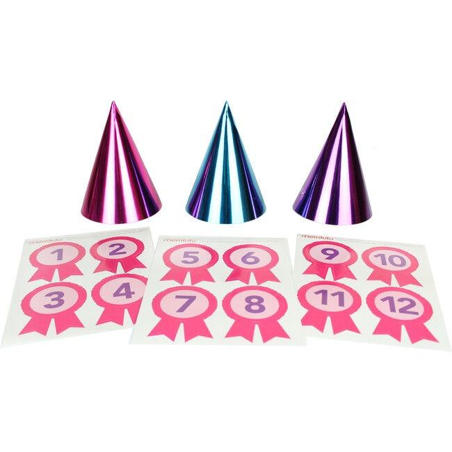 Gymnastics Party Hats