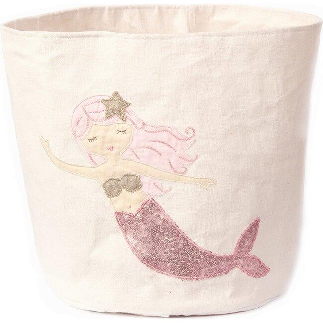 Sequin Mermaid Bin