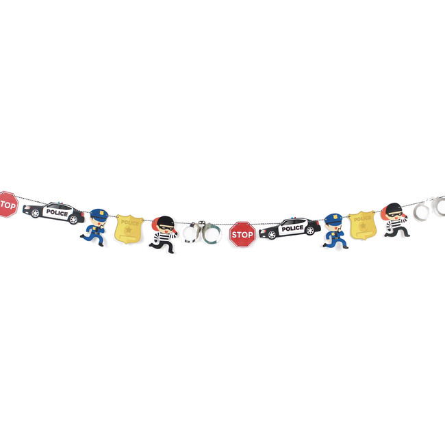 Cops And Robbers Garland