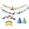 Dinosaur Birthday Party Decoration Kit - Decorations - 1 - thumbnail