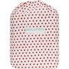 Luna Sheet Set, Red/Pink - Sheets - 2