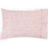 Luna Sheet Set, Red/Pink - Sheets - 3