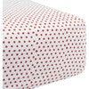 Luna Sheet Set, Red/Pink - Sheets - 4