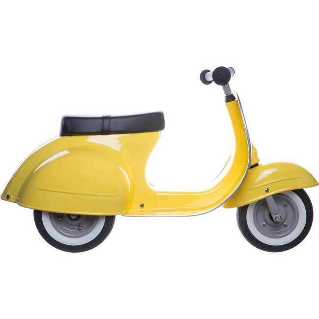 PRIMO Ride On Toy Classic, Yellow