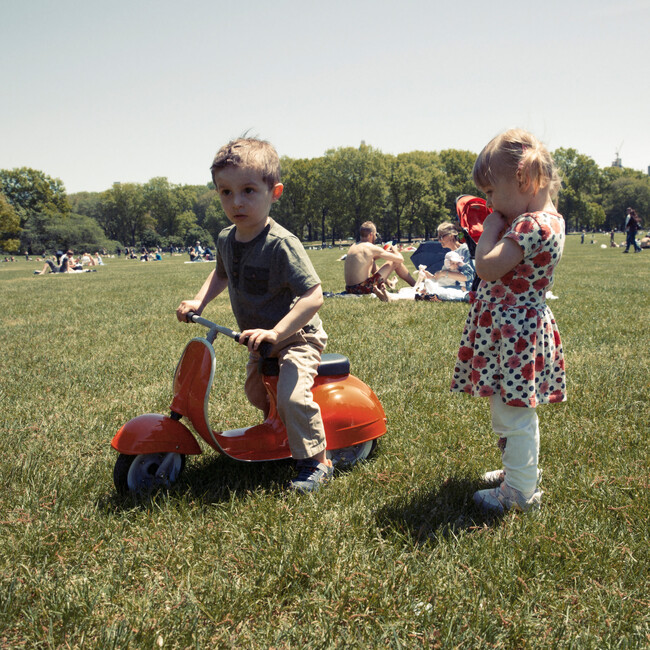 PRIMO Ride On Toy Classic, Orange