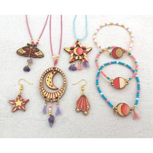 Lunar Magic Charm Jewelry