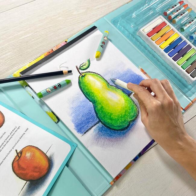 Mash Up Art Pack, Pastel Fx
