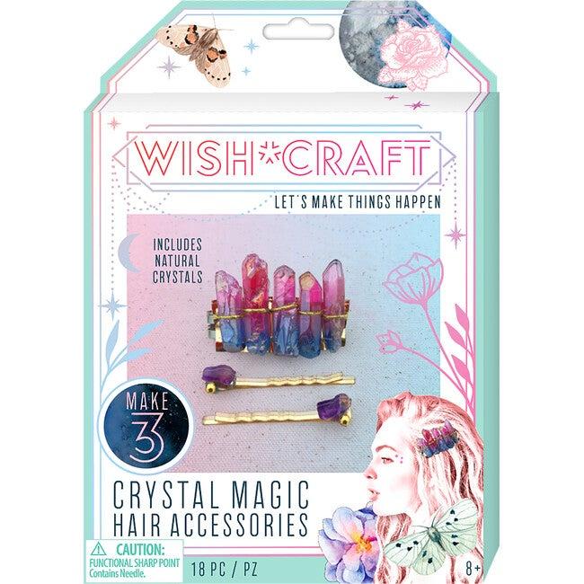 Crystal Magic Hair Accessories