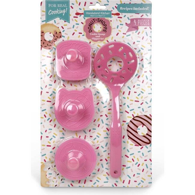Donut Shoppe Cookie Stamp & Flipper Set