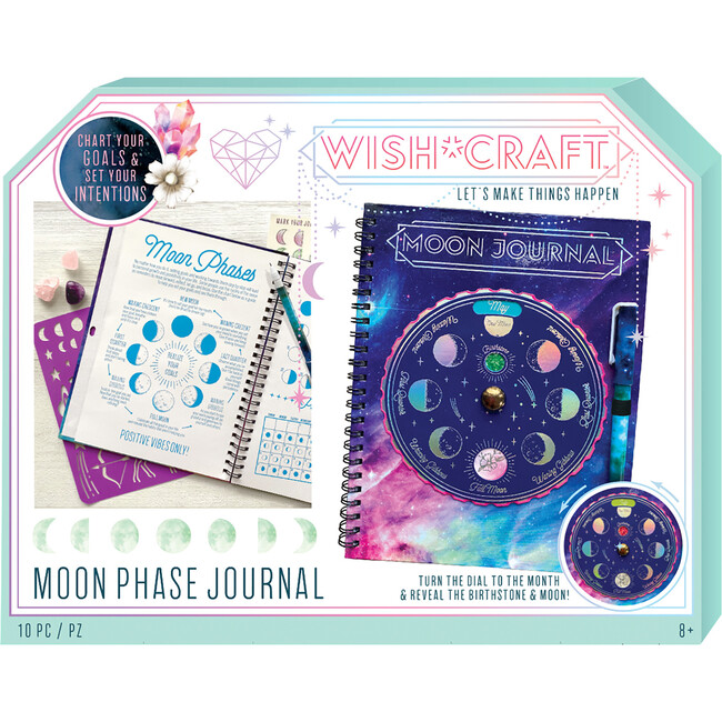 Moon Phase Journal