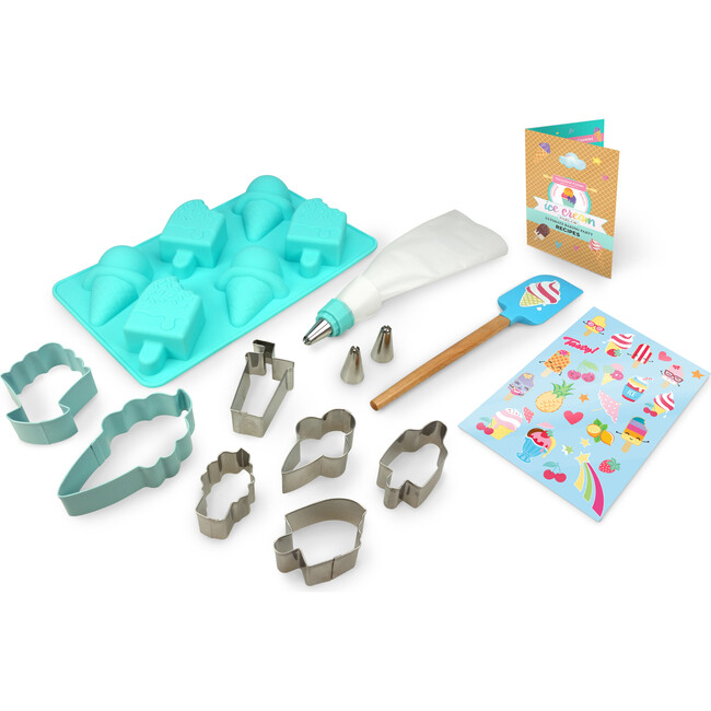 Ultimate Ice Cream Parlor Baking Party Set