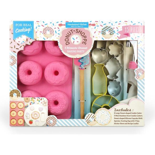 Ultimate Donut Shoppe Baking Party Set