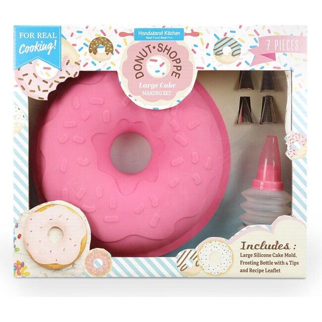 Donut Shoppe Cake Making Set