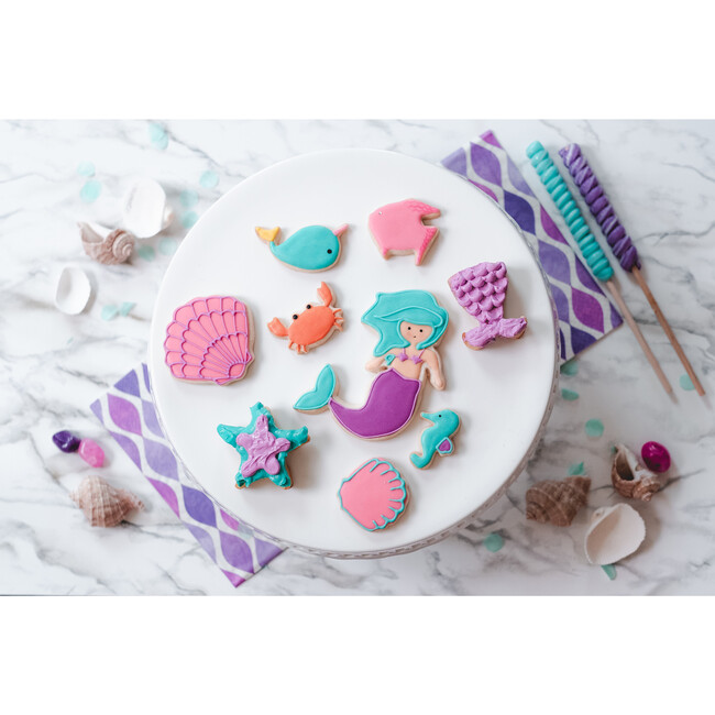 Under the Sea Cookie Cutter 10 Piece Boxed Set