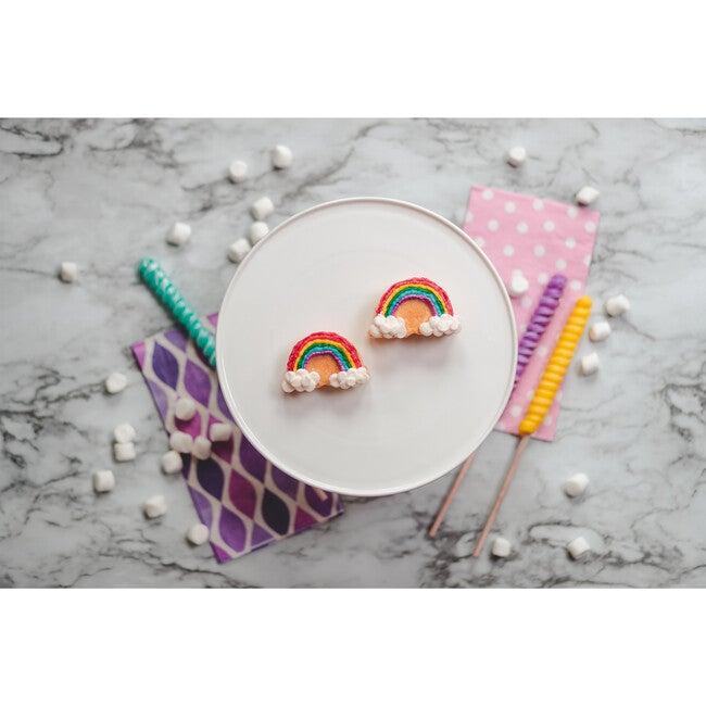 Rainbows Cupcake Mold