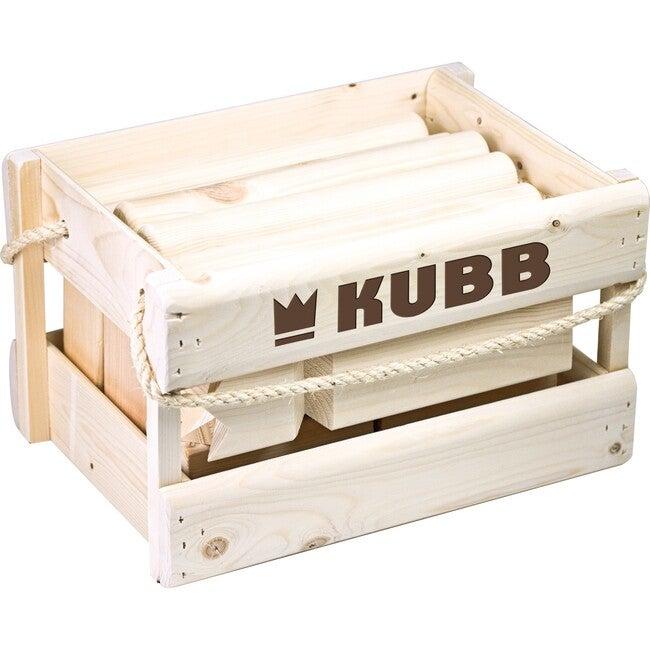 Kubb Original in Wood Case - Games - 1