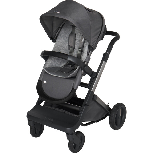 The Daily with Newborn Kit, Moon - Single Strollers - 1