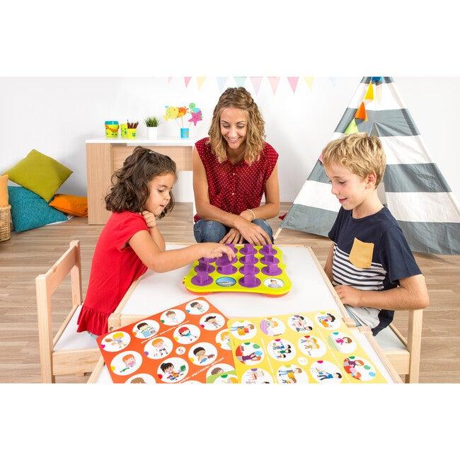 Memo Game: Values Education