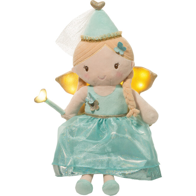 Tealia Light & Sound Aqua Fairy Doll