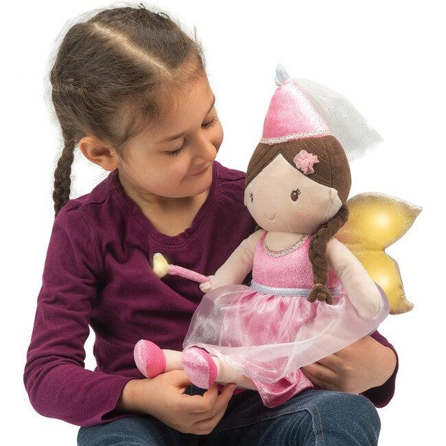 Fuchsia Light & Sound Pink Fairy Doll