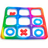 Rainbow Tic Tac Toe Game - Pool Toys - 1 - thumbnail