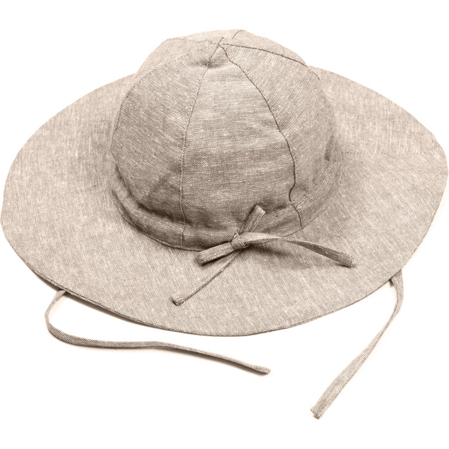Yvonne Summer Hat, Khaki