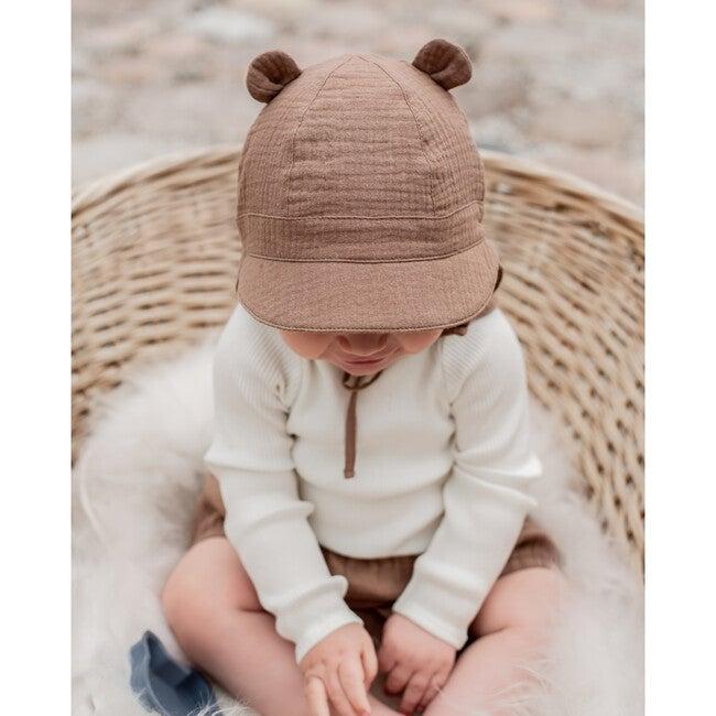Safari Sun Hat w/ears, Rose
